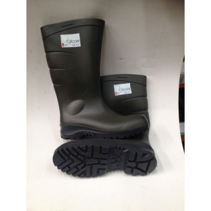 Non Safety PU Gumboot Olive product photo