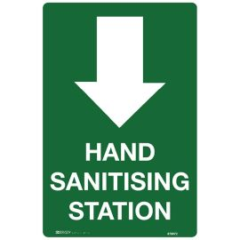 Sign Hand Sanitising Station product photo