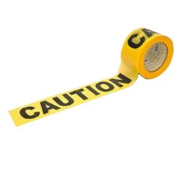 Safety Barrier Tape Tape Printed Caution product photo