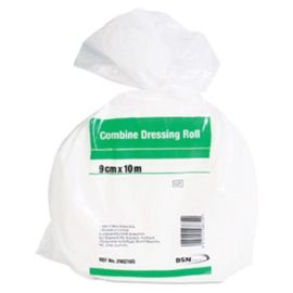 Combine Dressing Roll Non Sterile 9Cmx10M product photo