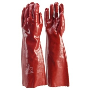 PVC Glove, Single Dipped 45cm product photo