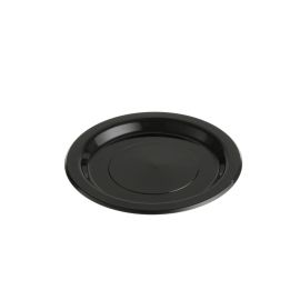 Plastic Plate PP Black 230mm product photo