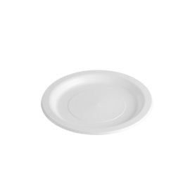 Plastic Plate PP White 230mm product photo