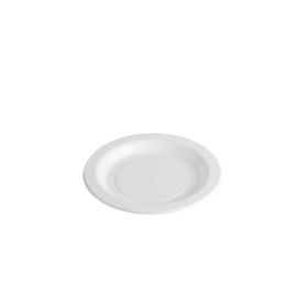 Plastic Plate PP White 180mm product photo