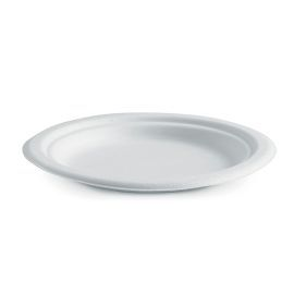 Sugarcane Plate White 177mm product photo