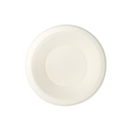 SUGARCANE BOWL ROUND WHITE 16 OZ product photo