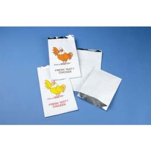 Chicken Bag Foil Lined Printed product photo