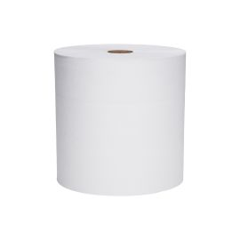 Hard Roll Towel 1ply White 305m product photo