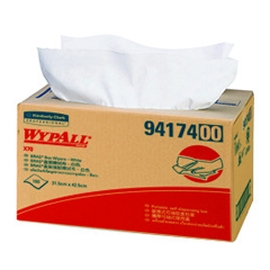 WYPALL BRAG BOX WIPER WHI 31.5X42 product photo