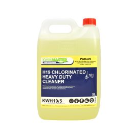 Chlorinated Heavy Duty Cleaner 5L product photo