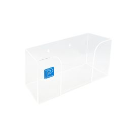 Glove Dispenser Acrylic 1 Tier product photo