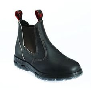 Bobcat Elastic Sided Steel Toe Boot Claret product photo