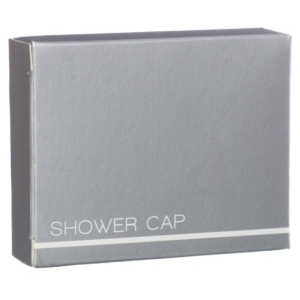 Silver Box Shower Cap product photo