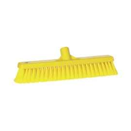 Floor Broom Soft 420mm Yellow product photo